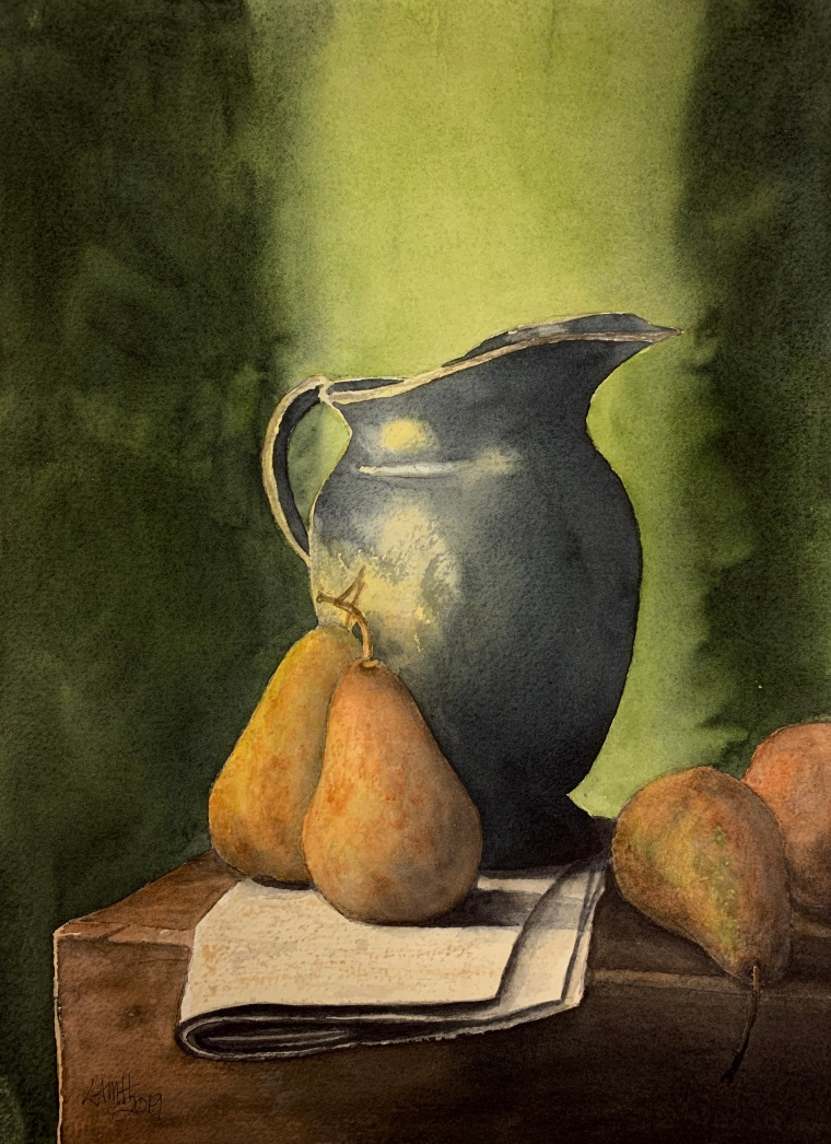 Pears and pitcher 11:19.jpg