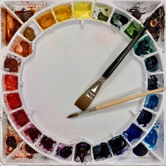 My Quiller palette!.jpg